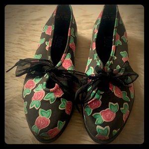 Keds Vintage Floral Sneakers